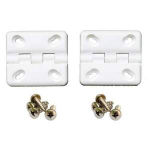 Cooler Shield Replacement Hinge for Coleman Coolers 2 pk #CA76312