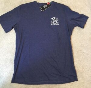 NWT TEAM ISSUED NOTRE DAME FOOTBALL LOOSE HEATGEAR UNDER ARMOUR SHIRT XL