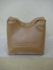 New Champion 40481 Large Front Leather Target Shooting Rest Steady Sand Bag