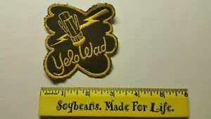 Vintage Yelo Wad patch