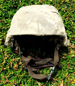 ADVANCED COMBAT HELMET (ACH) LARGE HARNESS COVER PADS NSN:8470-01-506-6375