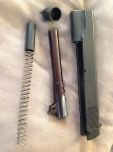 Ww2 Colt 1911 A1 Parts Remington Rand Slide And Parts