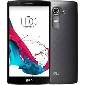 Brand New LG G4 H810 - 32GB - Metallic Gray Factory Unlocked GSM AT