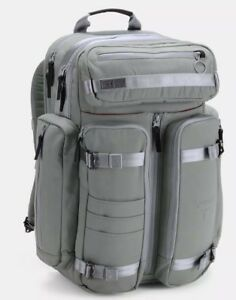 Brand New Under Armour Project Rock Pro Series Backpack - Moss Green