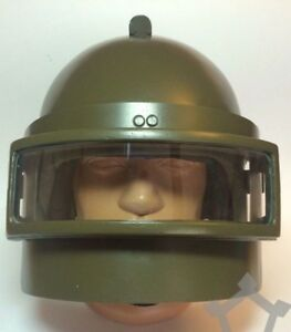 Russian Special Forces Spetsnaz model  Airsoft assault helmet K6-3 with visor.