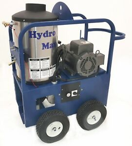 HotCold Water Pressure Washer 4gpm2000psi-new
