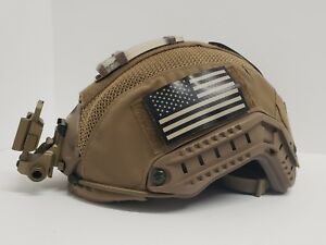 A&A Tactical LLC Ops-Core FAST Hybrid Helmet Cover Made in the USA