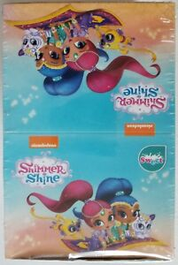 NEW Shimmer & Shine Chocolate Egg Toy Surprise 6 Count Free World Shipping