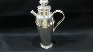 VINTAGE 1920's ~ APOLLO by BERNARD RICE'S SON COCKTAIL SHAKER ~ 13