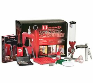 Hornady Lock-N-Load Classic Reloading Press Kit #085003