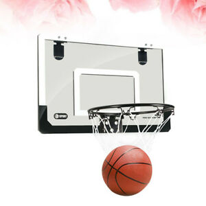 1pc Mini Basketball Hoop Set Indoor Simulation Fitness Sports Backboard for Kids