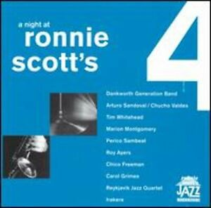 A Night at Ronnie Scott's Vol. 4 by Various Artists: New