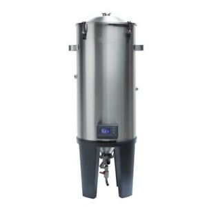 Grainfather Conical  Pro Edition Fermenter System: Temp Controlled w Dual Valve