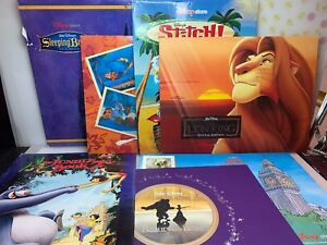 Lot Of Disney's Exclusive Commemorative Lithograph Pictures 4 Sets And Singles.