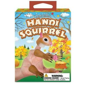 Handi Squirrel Novelty Funny Gag Gift Dirty Santa White Elephant Handisquirrel