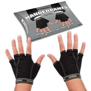 Formal Handerpants Fun Novelty Funny Gag Gift Dirty Santa White Elephant