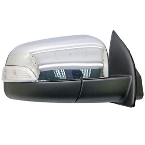 NEW Chrome Right Electric Side Mirror w LED For Ranger PX T6 Pickup 2012 ON $170.00