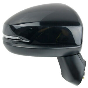 NEW Black Right Electric Side Mirror w LED For Jazz Fit GK3 GK5 2014 ON $149.00
