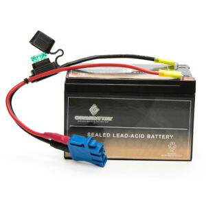 12V 12AH Replacement Battery IAKB0501 for Ride On Toy Cars John Deere Gator