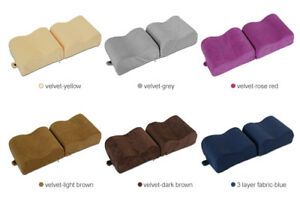 Knee Leg Pillow For Pregnant Outdoor Travel Support Cushion Bed Sleeping Pillows