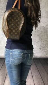 Authentic Louis Vuitton Ellipse Sac A Dos Backpack