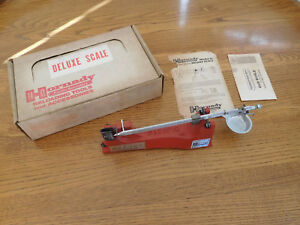 Hornady  Model M Deluxe Powder Scale in Box Pacific Reloader