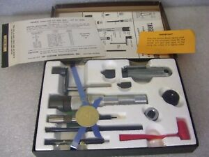 RARE NOS Lee Target Model Zero Error 257 Roberts .308  Loader Reloader Die Kit