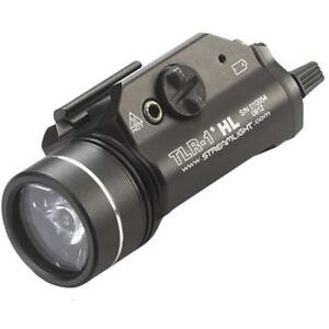 69260 TLR-1 HL Weapon Mount Tactical Flashlight Light 800 Lumens With Strobe