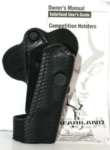 Safariland Competition Holster Left Hand 1911 5