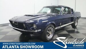 1967 Mustang Shelby GT500 INCREDIBLE SURVIVOR 1 OF 8 MADE 56K ACTUAL MILES 428 INTERCEPT GREAT DOCS!!!