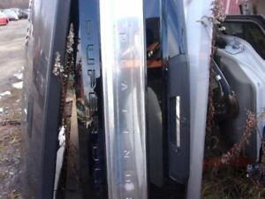 TrunkHatchTailgate With Aluminum Trim Panel Fits 17 FORD F250SD PICKUP 374670