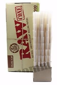 200 Pack - RAW Classic Cones 1 14 Authentic Pre-Rolled Cones w Filter