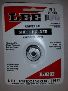 Lee 90518 Universal Shell Holder R1 - New