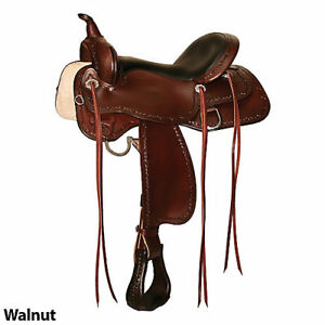 Circle Y High Horse Winchester Trail Saddle 17in W