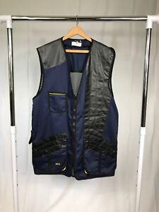 British Sporting Arms Mesh Shooting Vest Made in England Men's 46 (XL) LH