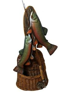Pair of Trophy Brook Trout - Casey Edwards