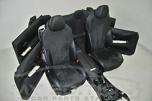 BMW F06 Grand Coupe Gc Sport Leather Trim Leather Seats Leather Interior Design