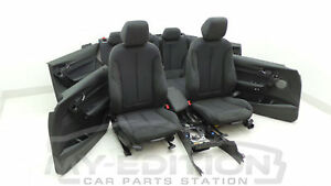 BMW F20 Sport Manual Leather Trim Alcantara Leather Seats Interior Design
