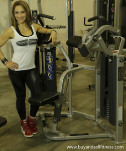 Life Fitness  Hammer Strength Gym Package