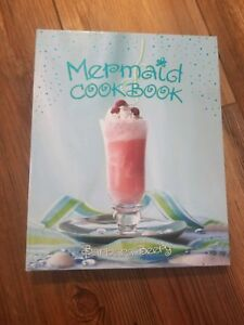 Mermaid Cookbook by Barbara Beery (English) Spiral Book Ocean