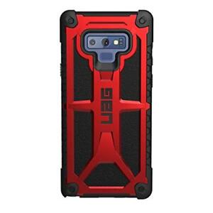 Samsung Galaxy Note 9 Case Military Drop Tested Feather Light Rugged Crimson