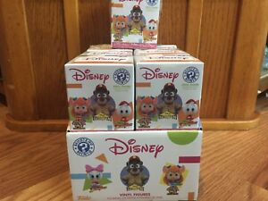 Lot of 13 Disney Afternoon Mystery Vinyl Figure Minis Funko Full Case