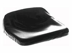 ROTARY PART # 6622 LOW BACK BLACK UNIVERSAL SEAT COVER FITS SNAPPER UNITS