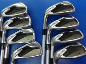 Callaway LEGACY Lefty Iron Set 5-9 P・A・S FUBUKI AXi375 (S) Golf Clubs