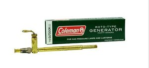 Coleman R55 roto-type generator for gas pressure lamps Old Stock!