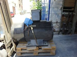 SCHORCH 3 phase electric motor 160KW760RPM 355S