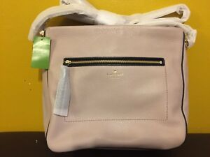 Kate Spade New York  Beige Cross body Cow Leather  Women's Bg