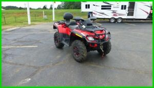 2012 Can-Am OUTLANDER MAX XT 650 Used