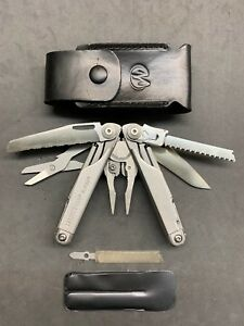 Leatherman Surge 17-in-1 All-Purpose Multi-Tool With Leather Sheath