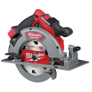 Milwaukee 2732 20 M18 FUEL Li Ion 7 1 4 in. Circular Saw Tool Only New $219.69